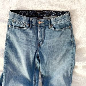 Levis Perfect Waist Straight Jeans 525